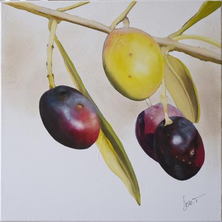 L'Olive verte