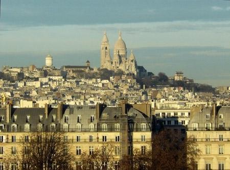 Sacre-Coeur-Toits-Paris