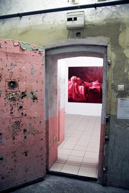 Maison-dArret-Ste-Anne-YanPeiMing-rouge