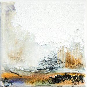 sable, vague, poudre marbre, blanc, huile