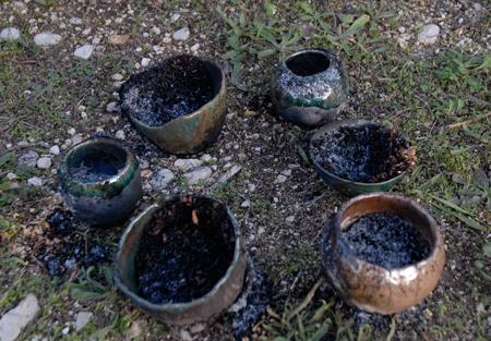 Enfumage-pots